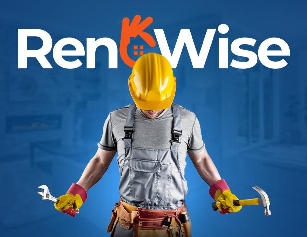 RenoWise - Tema de construcción y construcción - 3